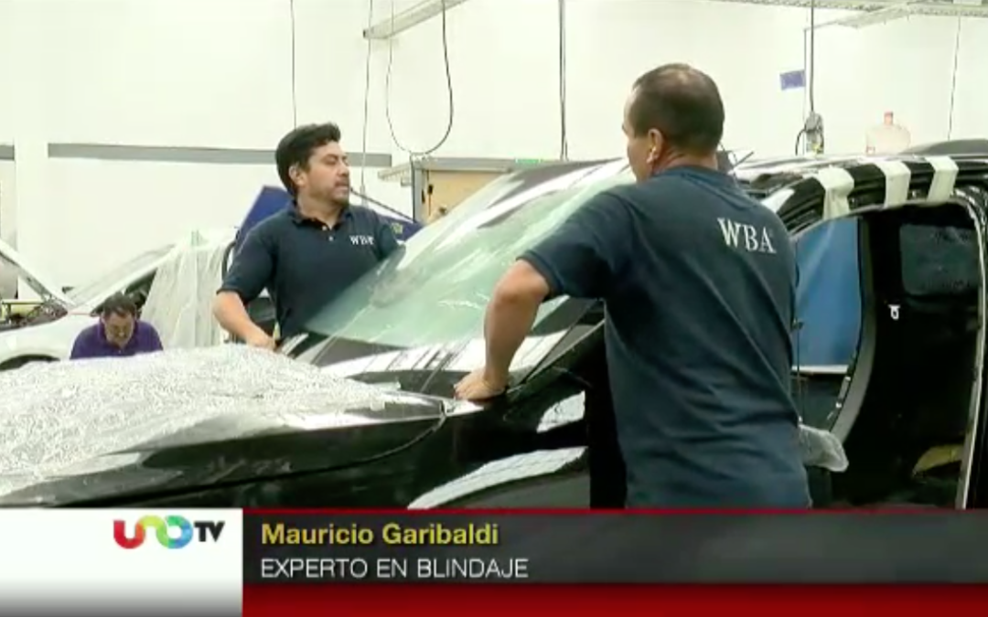 Reportaje UNO TVWA