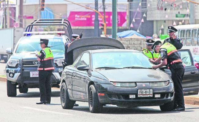 Robo de autos con violencia en su nivel más alto de la historia