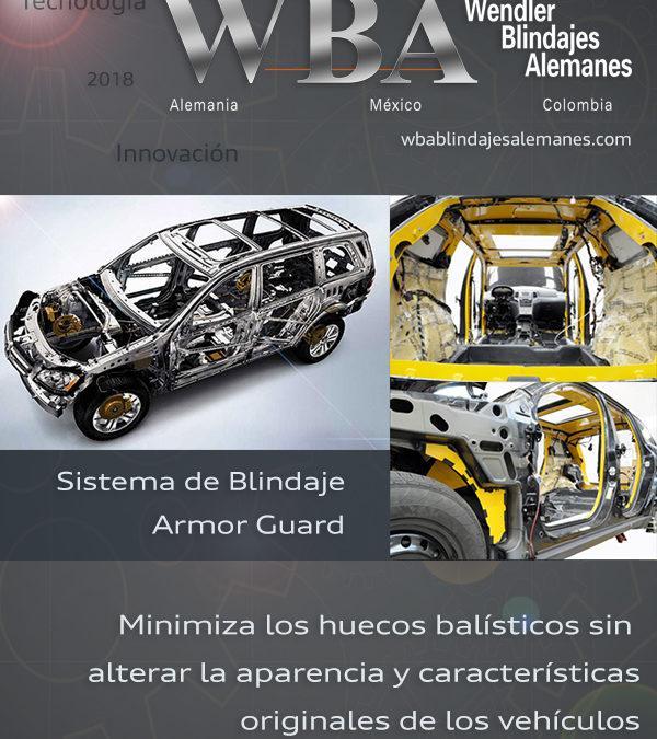 Blindajes Alemanes, blindaje Armor Guard