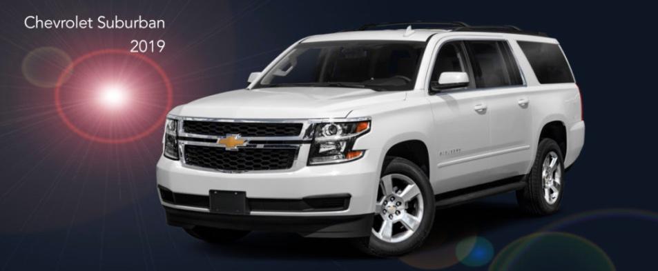 Chevrolet Suburban 2019 de ENTREGA INMEDIATA