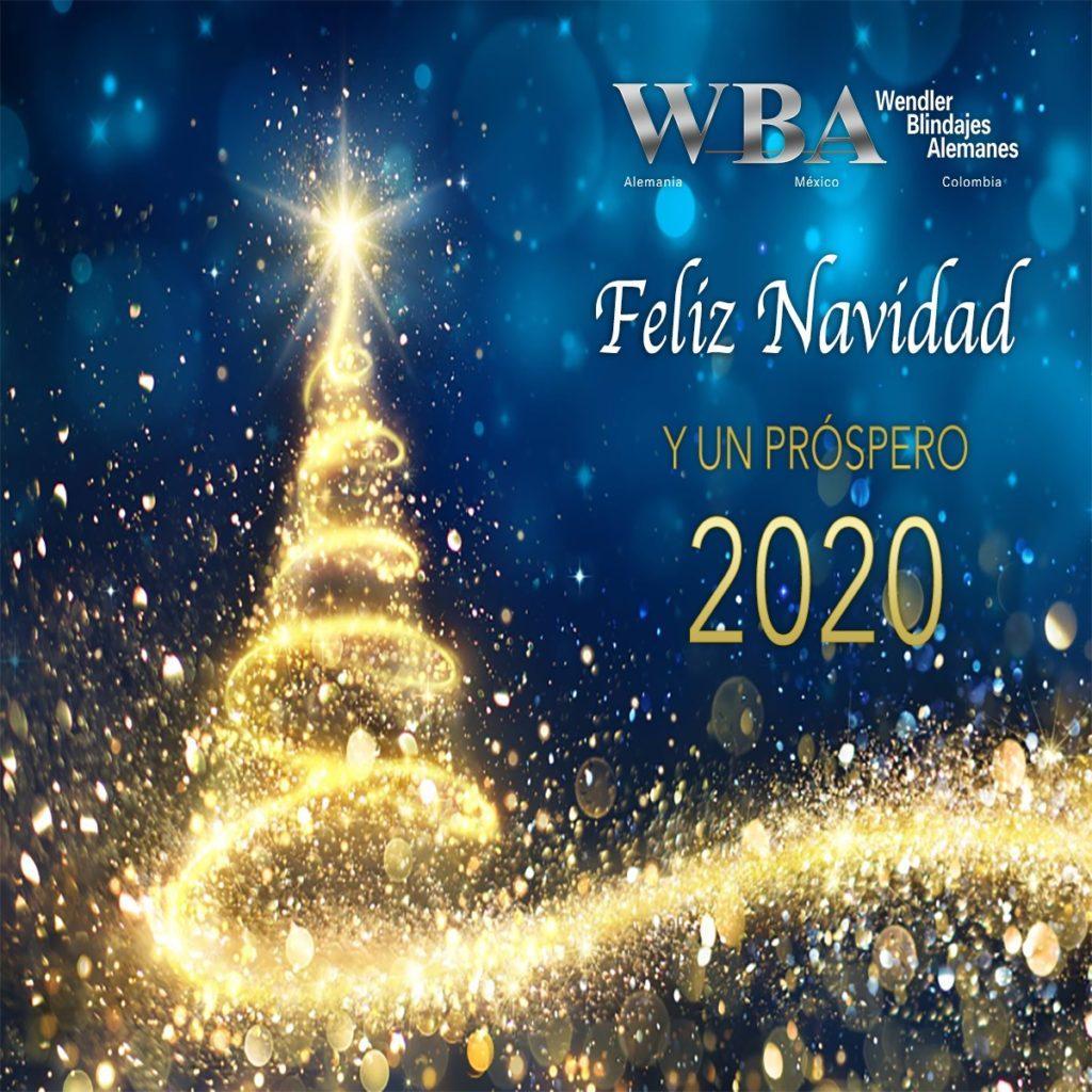 Feliz navidad WBA Blindajes Alemanes.