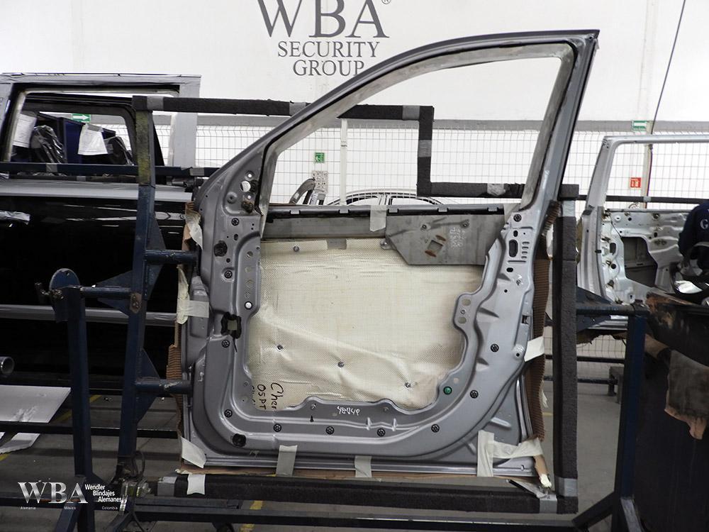 PROCESO WBA BLINDAJE SUV 2020