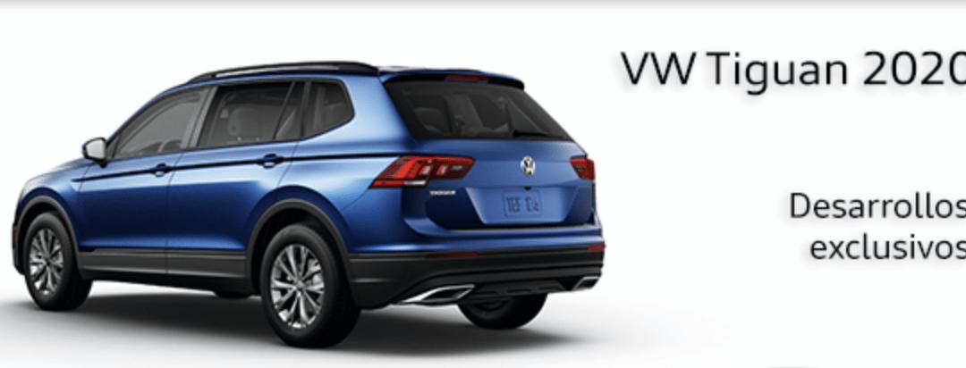 VW Tiguan 2020 Blindaje WBA-3
