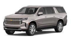 Chevrolet Suburban Blindada Inventario 2021