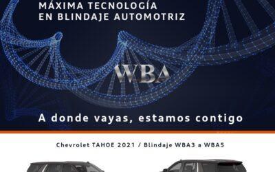 La mejor tecnología en Blindaje automotriz en nuestro ADN